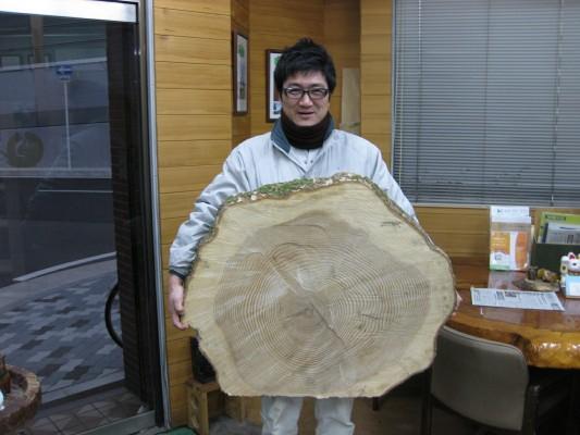 新月伐採,樅伐りかぶ