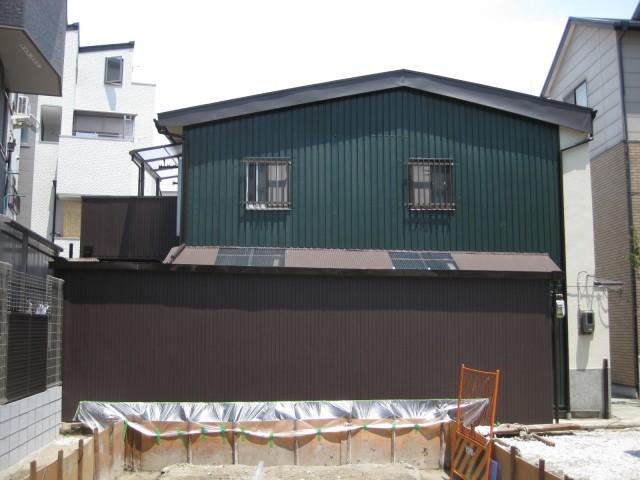 リニュ-アル後,外壁塗装