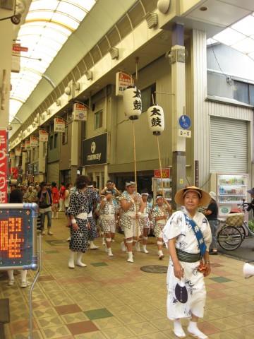 茨住吉神社夏祭り