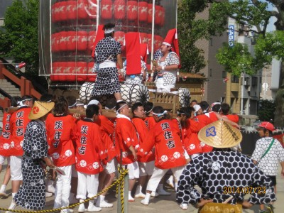 2014茨住吉・夏祭り
