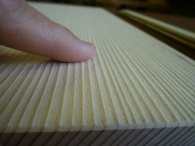 樅の床材,浮造り,無垢材
