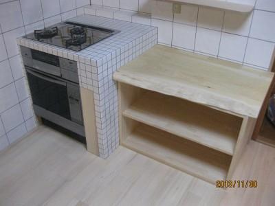 2列配置キッチン