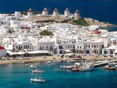 地中海の風景