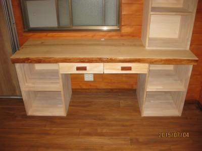もみのきの家,木装,フォレストキング,造り付け家具