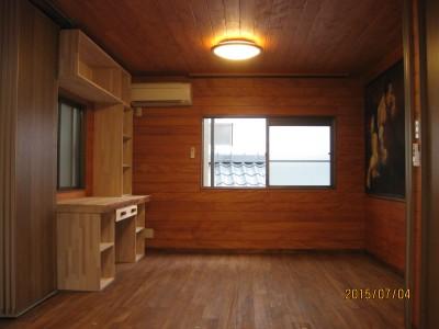 もみのきの家,木装,フォレストキング