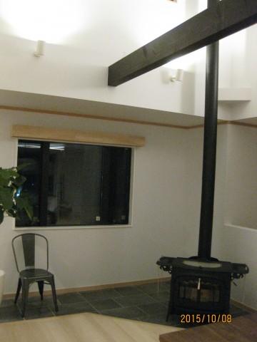 間接照明,ニッチ,オガファーザー,白い壁・天井