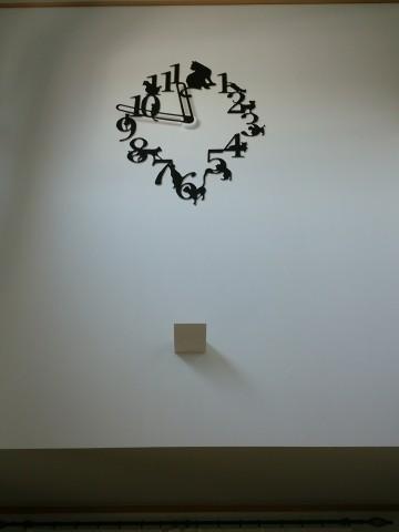オガファーザー,もみのきの家,手造りの時計