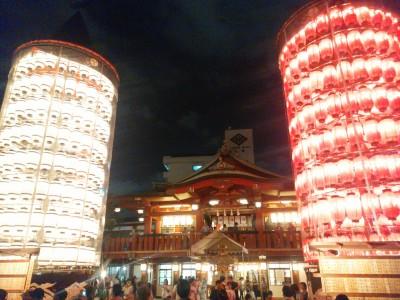茨住吉神社,夏祭り,亀甲太鼓,夏の始まり