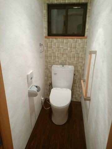 トイレ1dayリフォーム